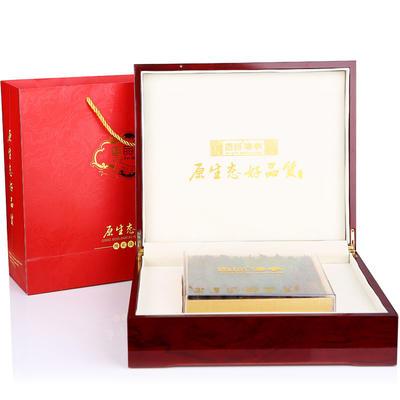 宫品海参5A淡干有机海参【500克】豪华礼盒装