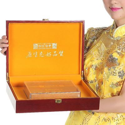 宫品海参4A淡干野生海参【250克】礼盒装
